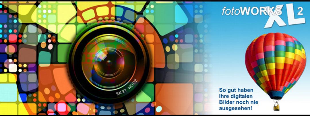 Fotos bearbeiten und Bilder bearbeiten